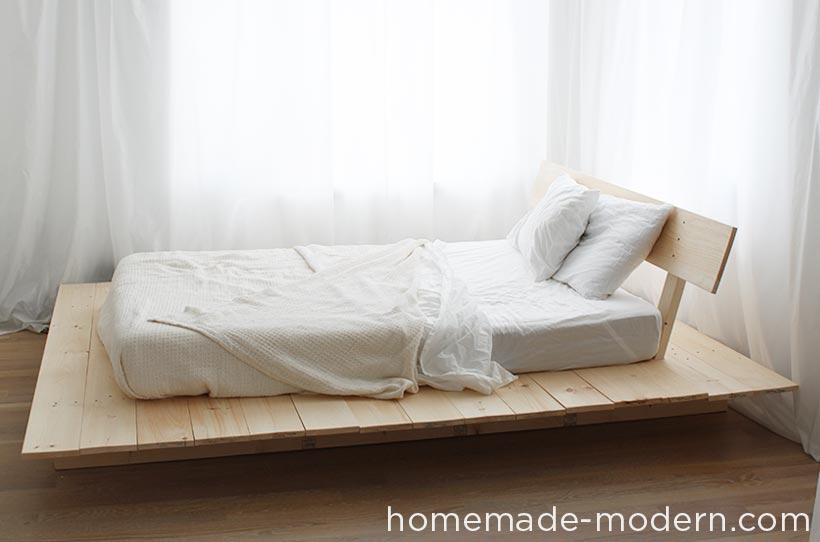 nett einfache m glichkeit plattform bettrahmen zu bauen galerie bilderrahmen ideen. Black Bedroom Furniture Sets. Home Design Ideas